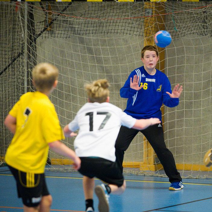 <p>Både IFK Karlskrona och Karlskrona Handboll hyr in sig i Allhallen. Är du intresserad av att prova på handboll? Kontakta oss.</p>